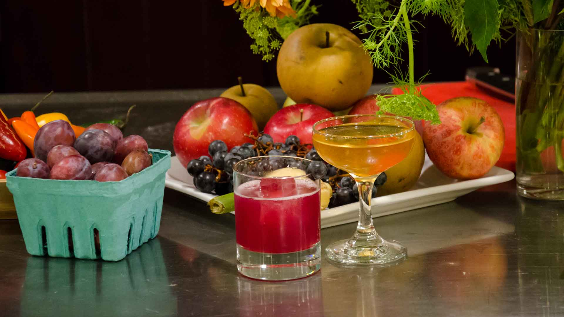 The Bartender's Garden: Cocktails from the Greenmarket