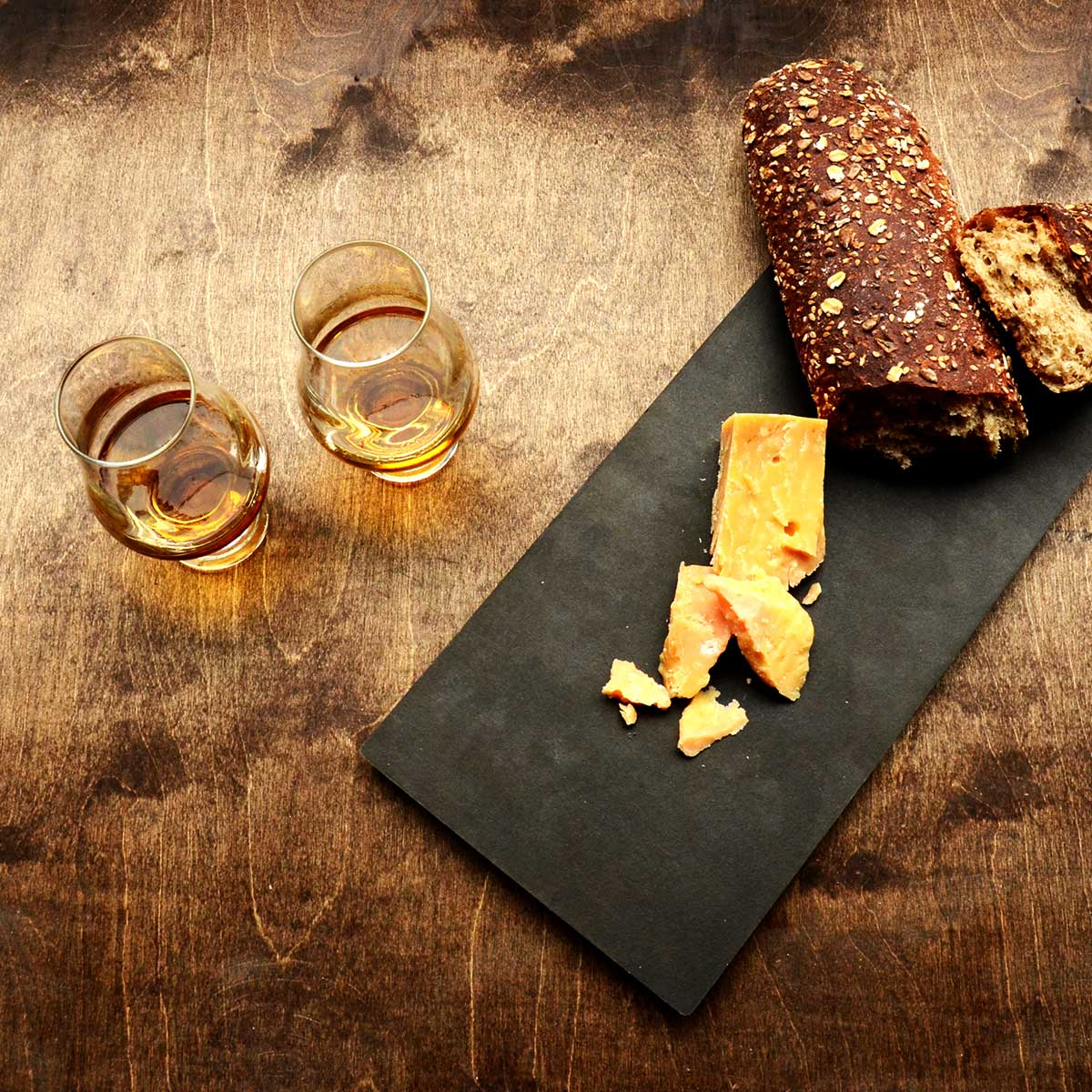 Whiskey & Cheese Pairing Class