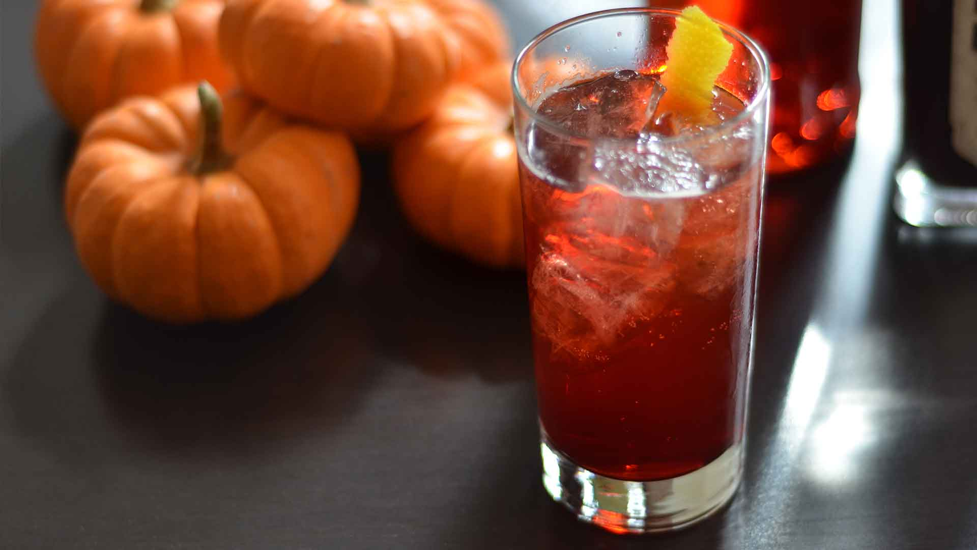 Autumn Cocktail Workshop