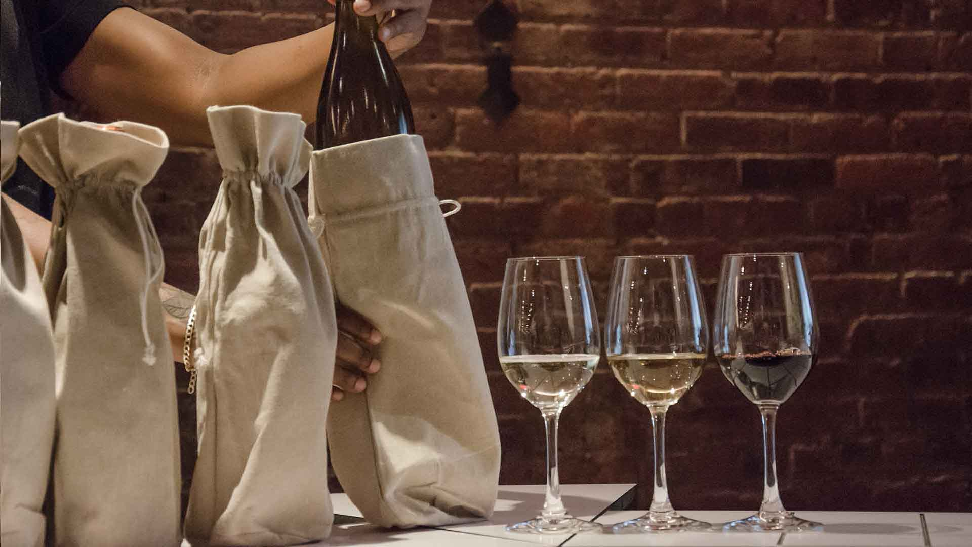 Blind Wine Tasting: Old World vs. New World