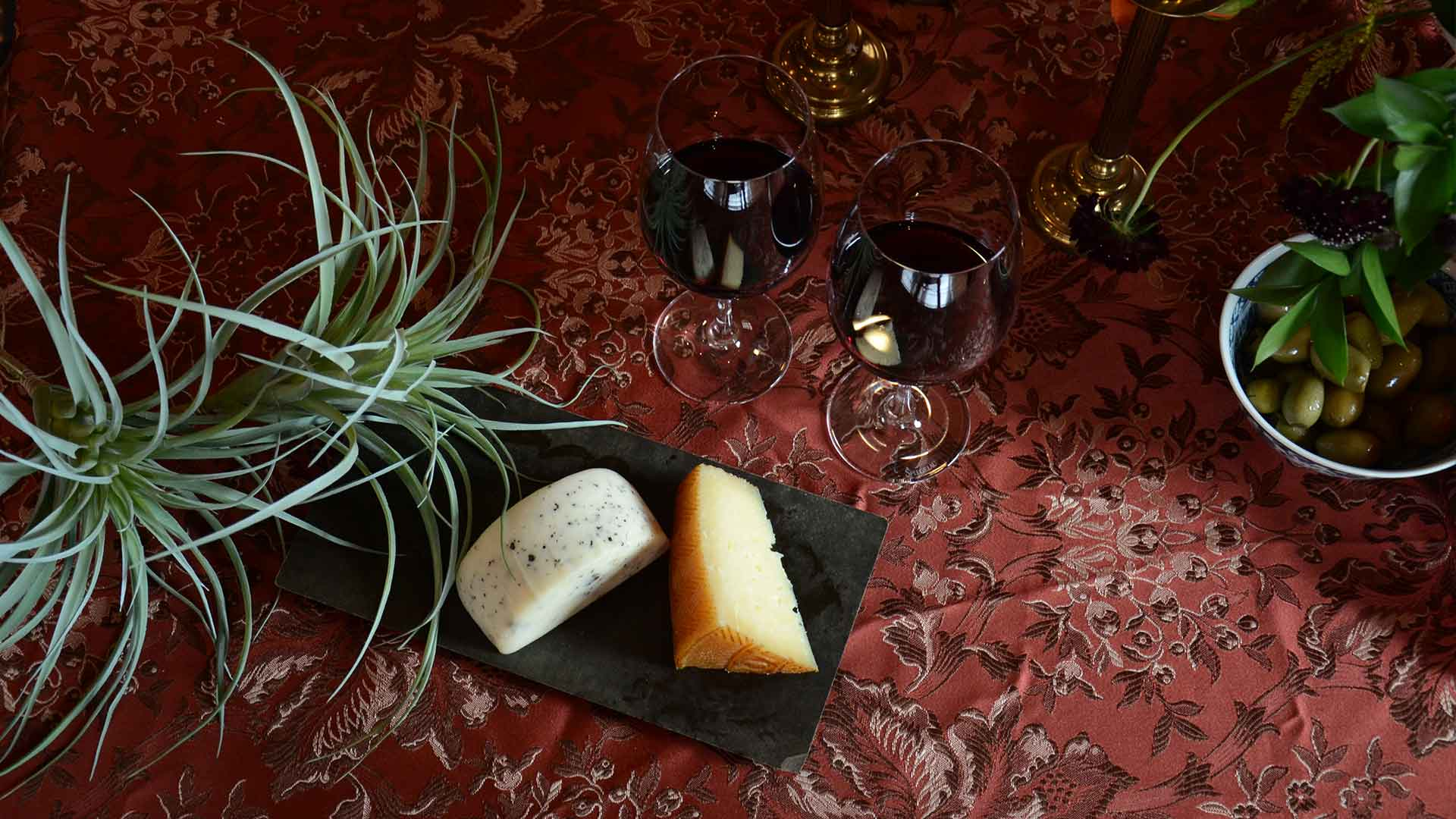 Wine & Cheese: Spain